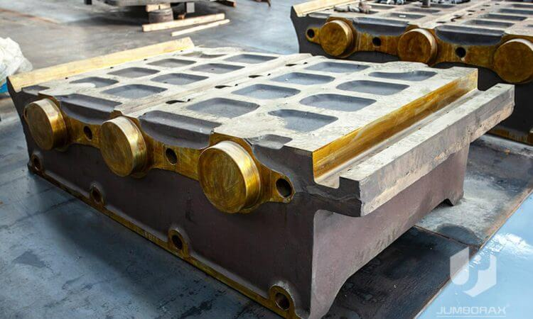 Jaw Crusher Front End