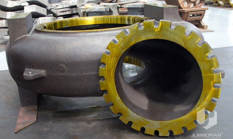Mud Pump Shell2