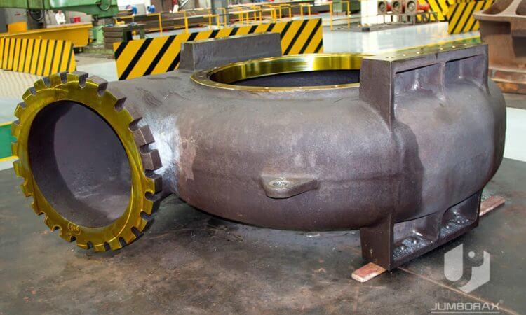 Mud Pump Shell