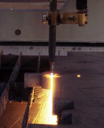 Welding Construction Shop